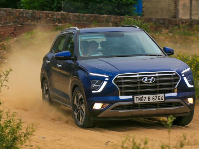 Hyundai Creta SX Executive Variant Launched From Rs. 13.14 Lakh