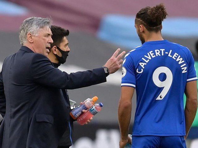What Ancelotti told Calvert-Lewin and Richarlison to do for 'vital' win