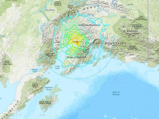 A 7.0-magnitude earthquake hits Alaska, triggering tsunami warning
