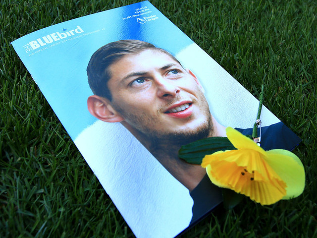 Emiliano Sala: Fresh Search For Missing Plane Off Guernsey