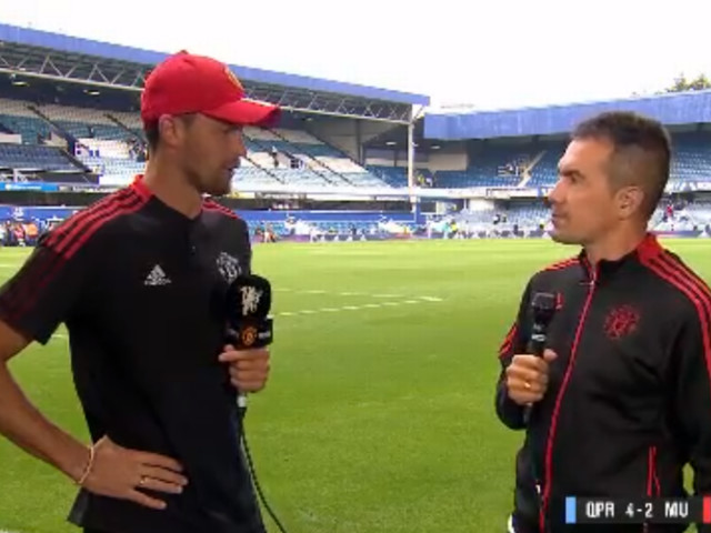 Matic urges Man United youngsters to learn from QPR defeat