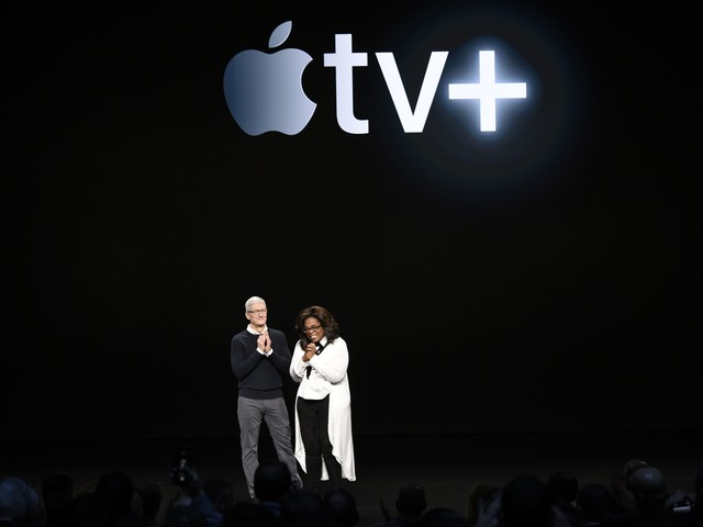 Apple's March event: a TV service to rival Netflix, a virtual credit card and more