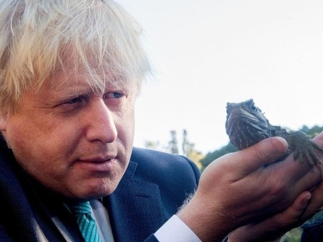 Boris Johnson: Brexit will enable UK to engage with the world