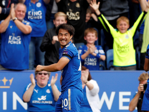 Quick-fire Okazaki gets Leicester up and running