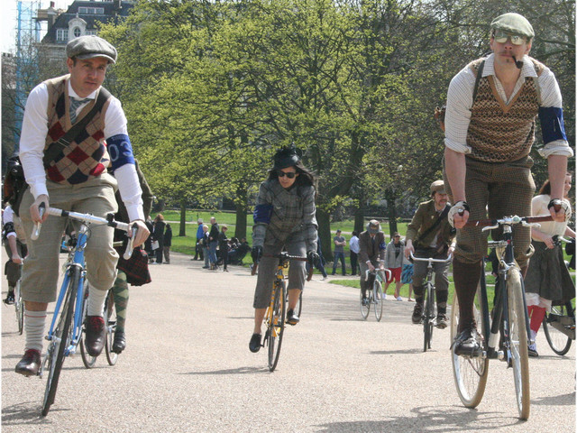 Tickets Alert: Tweed Run – a classic cycling conviviality