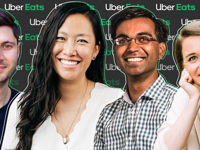 Meet the Uber Eats power network: These 12 former employees are raising millions for their own startups