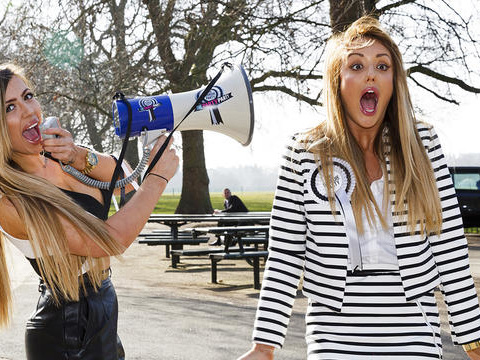 """Holly Hagan Brands Charlotte Crosby """"A Joke"""" In This Picture And Here's Why"""