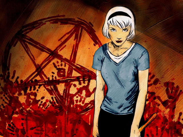 The CW Is Developing a Sabrina the Teenage Witch Companion to Riverdale
