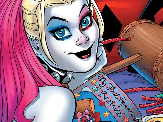 The 25 Harley Quinn Designs Over Last 25 Years