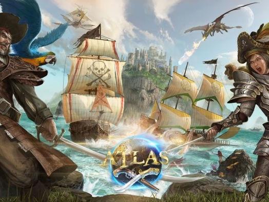 How 'Ark' Informed Massive Do-Anything Nautical World of 'Atlas'