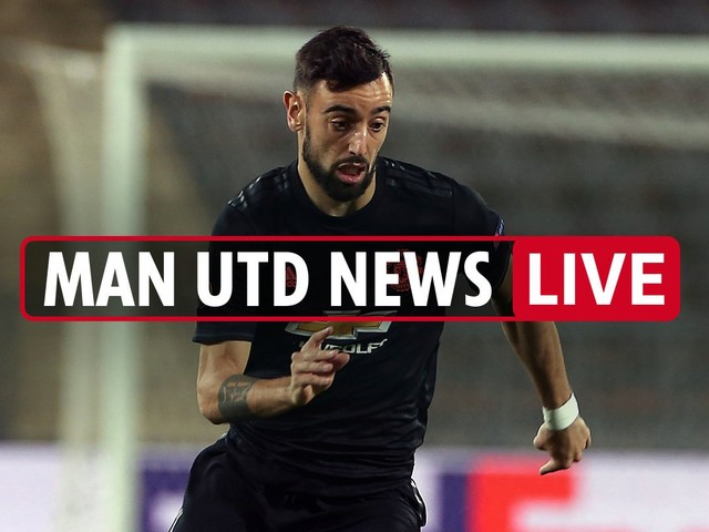 8am Man Utd news LIVE: Bruno Fernandes leaked WhatsApp messages, Sancho transfer LATEST, and Pogba shaves head