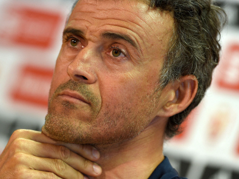 Barca seek winning end to Luis Enrique's reign