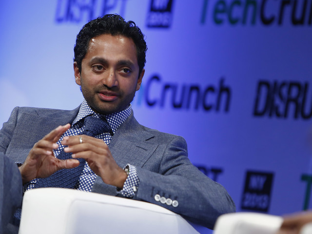 Social Capital to help startups go public without an IPO