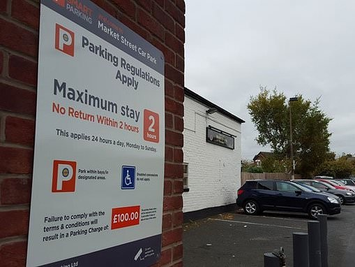 Government backs new Parking Code of Practice Bill