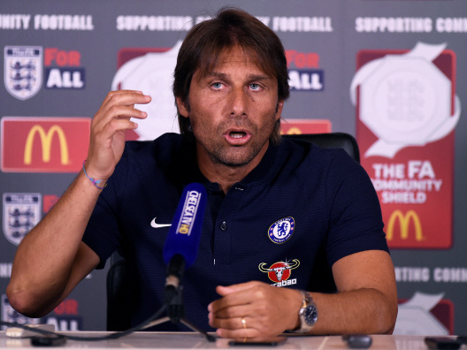 Conte tells Barca to forget Hazard move