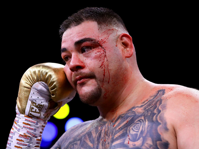 Sport shorts: Andy Ruiz Jr admits he 'ate everything' and UN calls for Olympic truce at Tokyo 2020