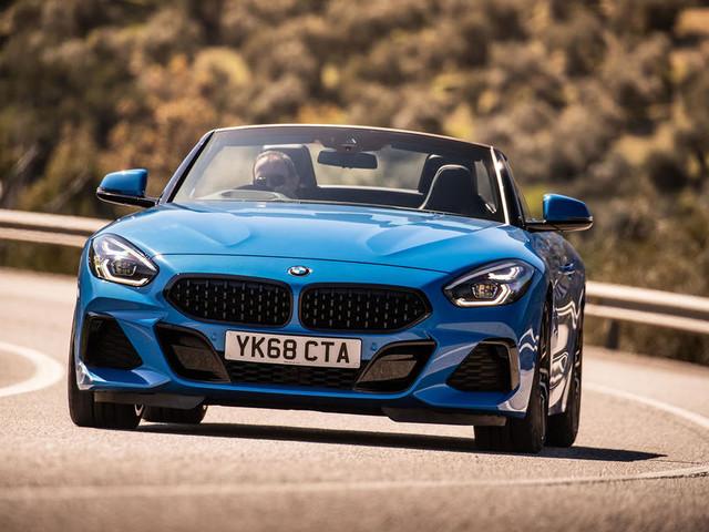 BMW Z4 sDrive20i Sport 2019 review