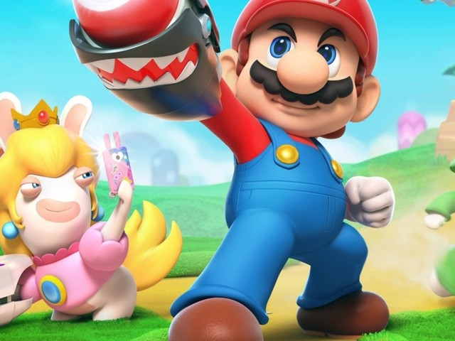 Mario and Rabbids' first big season pass update has surprise-launched