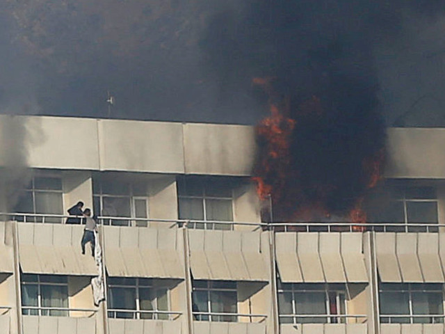 Kabul Intercontinental Hotel Siege Ends With At Least Five Dead, Government Confirms