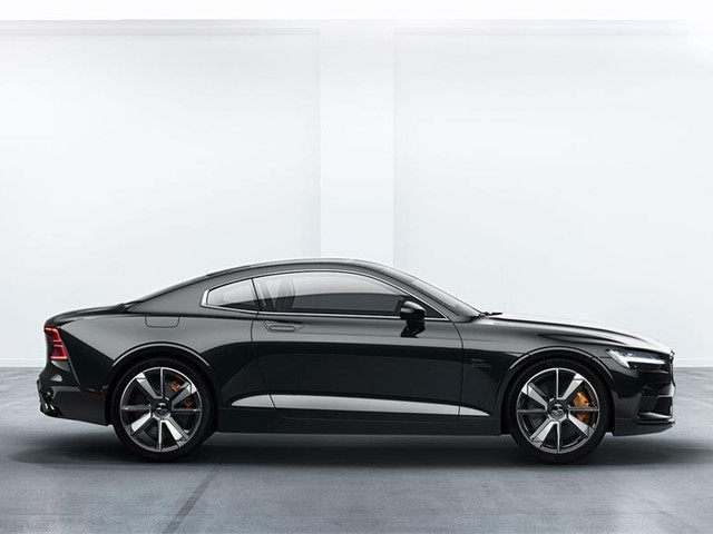 Polestar sedan and SUV in the works