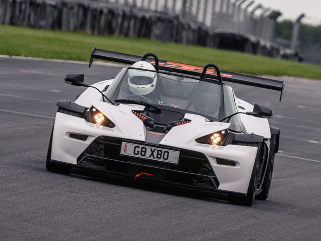 New UK dealer appointed for KTM X-Bow