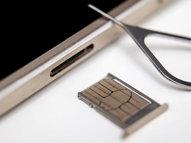 How to remove the SIM card from your iPhone