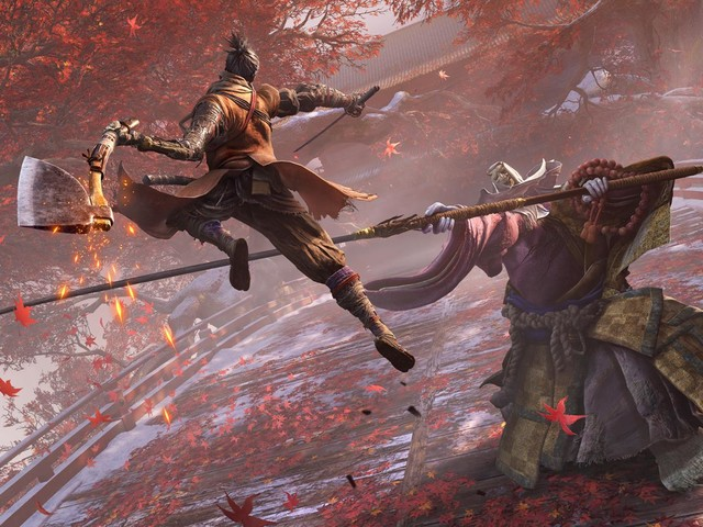 Sekiro: Shadows Die Twice is Steam's biggest launch in 2019, but numbers are slightly behind Dark Souls 3