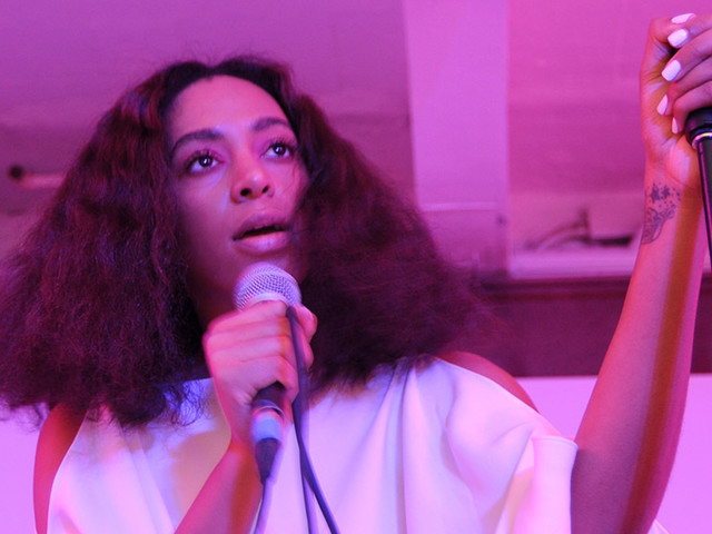 Concert Review: Solange Brings Black Pride and Rainbow Colors to Cosmic and Commanding Hollywood Bowl Show