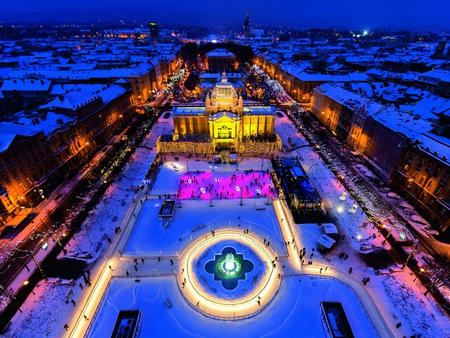 Why you should head to Advent in Zagreb this December