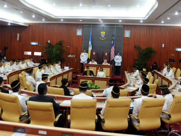 Corruption, graft issues spark verbal combat at Penang Legislative Assembly