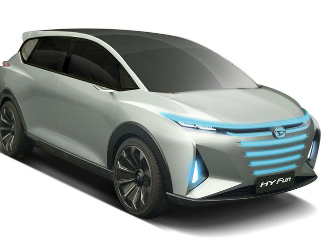 Is Daihatsu HyFun Concept Going To Spawn Suzuki-Toyota Joint MPV?