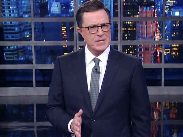 Colbert Says There's Just One Thing He's Sure Of When It Comes To Donald Trump