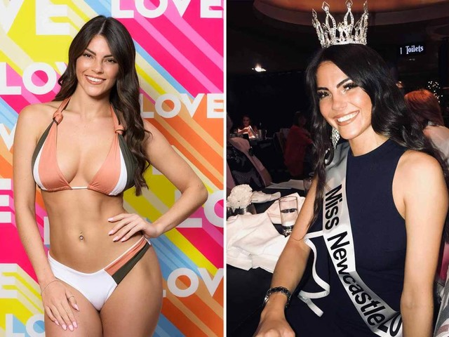 New Love Island bombshell leaked as beauty queen Rebecca Gormley is set to enter villa – and she has her sights on Mike