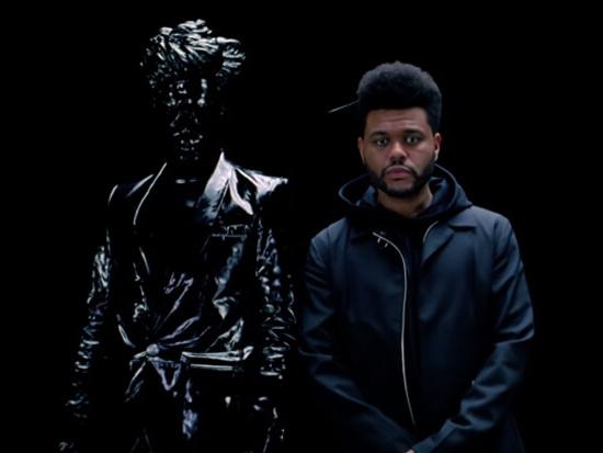 """Gesaffelstein & The Weeknd's Arty """"Lost In The Fire"""" Video"""