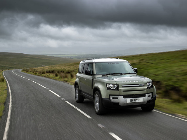 Land Rover has developed a hydrogen-powered Defender prototype