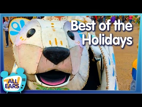 All Ears TV: The BEST of the Holidays at Walt Disney World