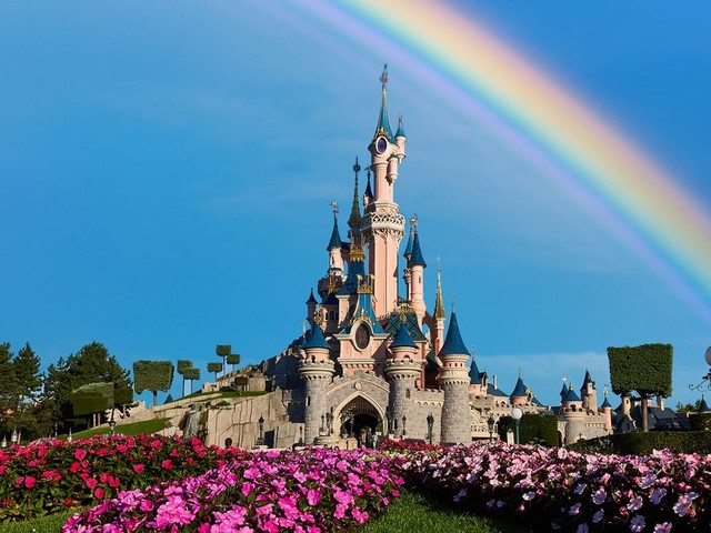 Disneyland Paris will host its first official Pride event in 2019