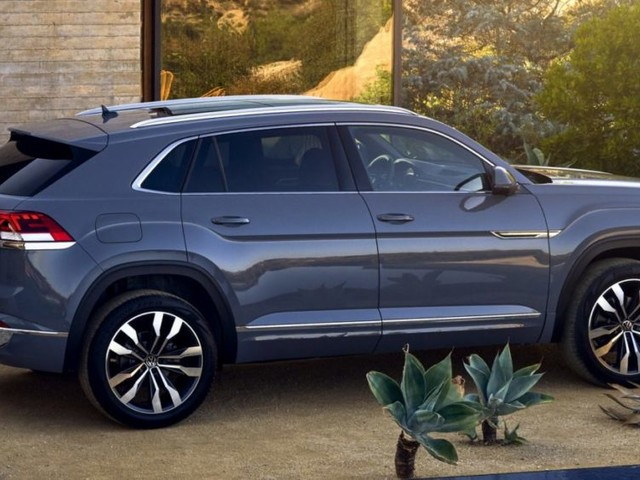 Volkswagen To Launch A New Car Before Taigun In India, Atlas Cross?
