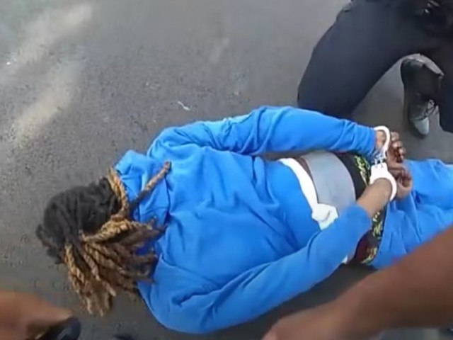 Video Shows Police Pulling Paraplegic Man Out Of Car By His Hair
