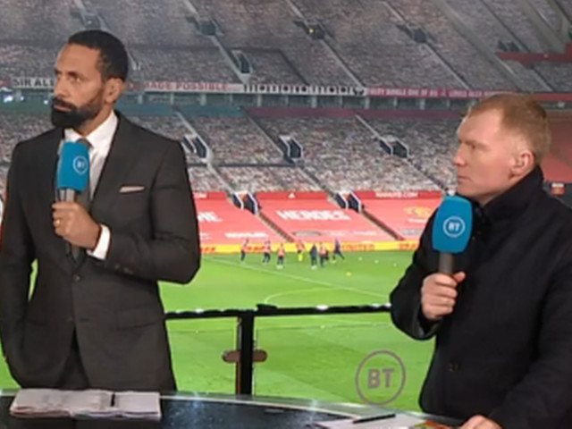 Ferdinand and Scholes disagree over Man United vs West Brom penalty incident