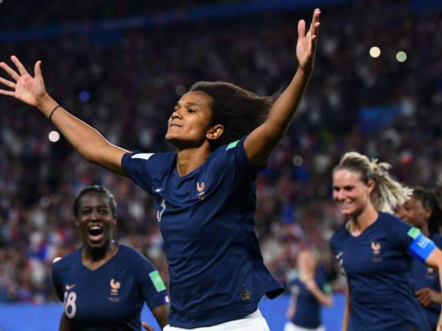 Fifa Women's World Cup: France top group A as Nigeria pay the VAR penalty