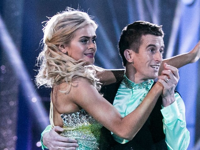 Rob Heffernan's Dancing With The Stars place in jeopardy after he suffers serious injury in training