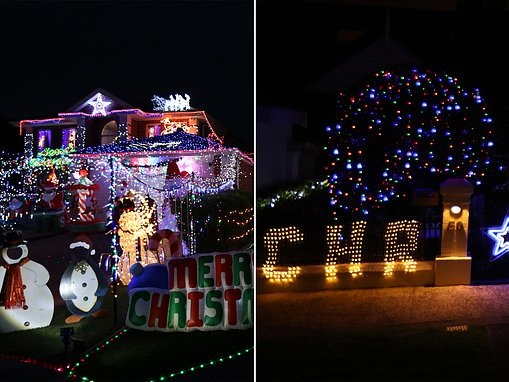 Sydney's outer suburbs outshine the others with impressive Christmas lights - Sydney's Outer Suburbs Outshine The Others With Impressive Christmas