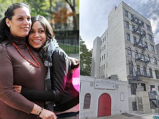 Rosario Dawson's family swindled New York couple out of Manhattan apartment, lawsuit claims