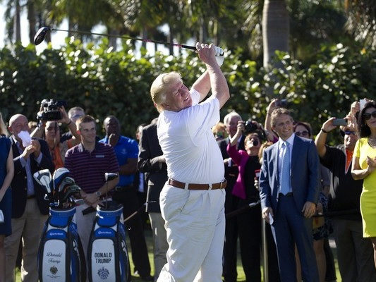 'The best place to have it': Trump to host next G7 summit at his golf club in Florida