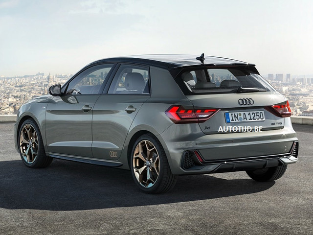 2019 Audi A1 leaks onto internet ahead of official reveal