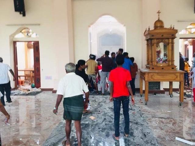 Cricket Fraternity Unites for Sri Lanka in the Wake of Bomb Blasts
