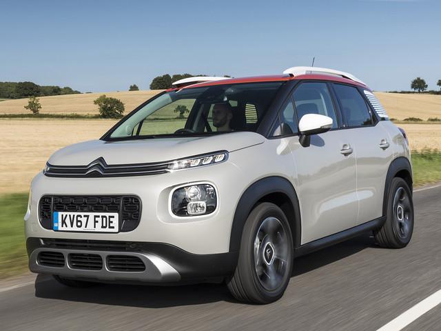 Citroën C3 Aircross UK review