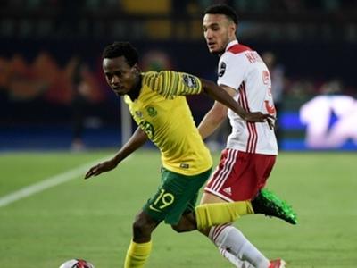 Bafana Bafana attacker Tau keen to face Mali in Nelson Mandela Challenge clash