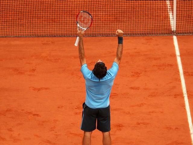 Roger Federer just wants to be back at Roland Garros